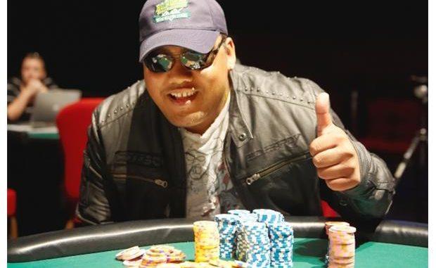 Sophon Sek after 2009 poker victory