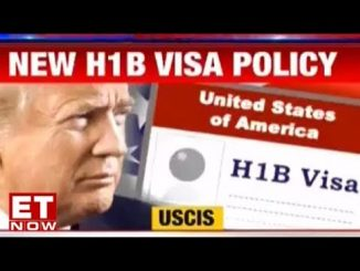 New H1B Visa Policy - Full Report