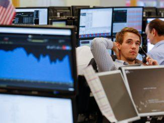 Traders watch looming US-China tariff deadline, UK election