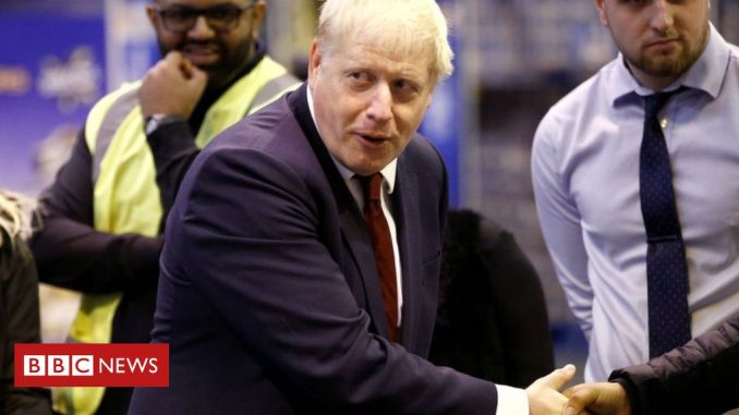 What does business want from Boris Johnson?