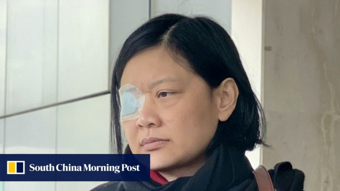 Police won't name officer linked to shooting that left journalist blind in one eye - South China Morning Post