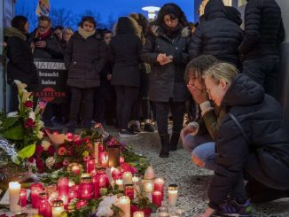 Hanau victims' tears as Germany vows to tackle far right crisis
