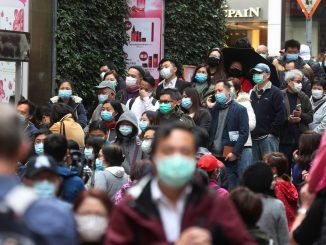 What happens if someone arrives in New Zealand from China during coronavirus entry restrictions