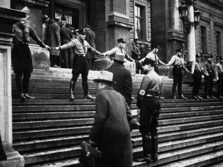 Nazis Blocking University