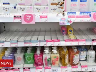 Coronavirus: Hand sanitiser rationed at chemists as sales surge