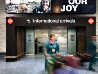 Coronavirus: Kiwi traveller stunned at lack of health checks at New Zealand airports