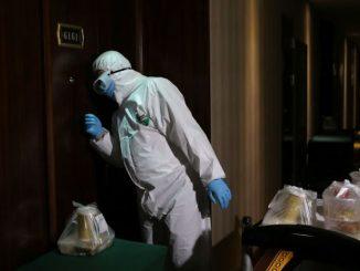 How Self-Quarantine Works in China, Kenyan Narrates