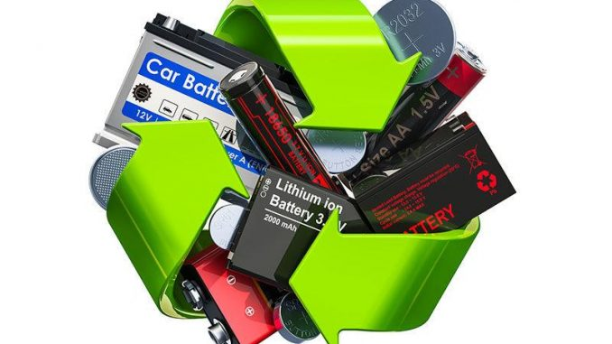 Lithium Ion Battery Recycling