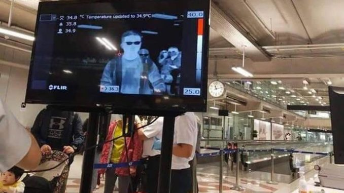 TAT: Suvarnabhumi Airport steps up COVID-19 surveillance