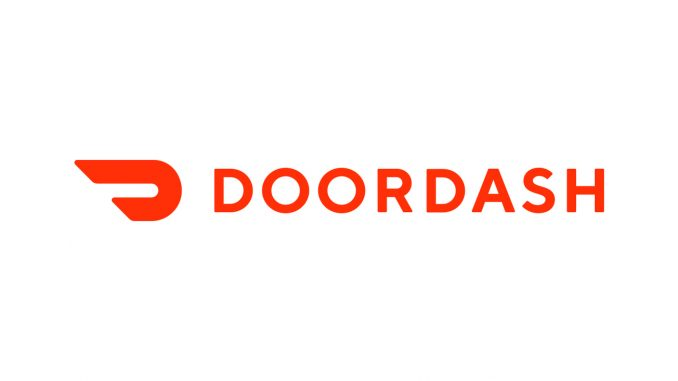 DoorDash logo (PRNewsfoto/DoorDash)
