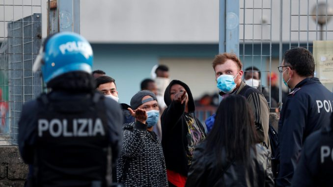 Migration control in Europe: how many rejections are enough? - The Africa Report