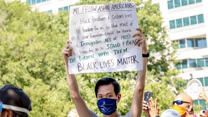 75 ways Asian Americans and Pacific Islanders are speaking out for Black lives