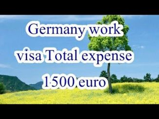 Germany job seeker visa requirements