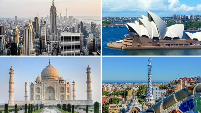 These countries have banned visits from UK tourists - for now
