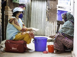 UK International Development Secretary gives strong commitment to help Bangladesh and Rohingya through the coronavirus crisis