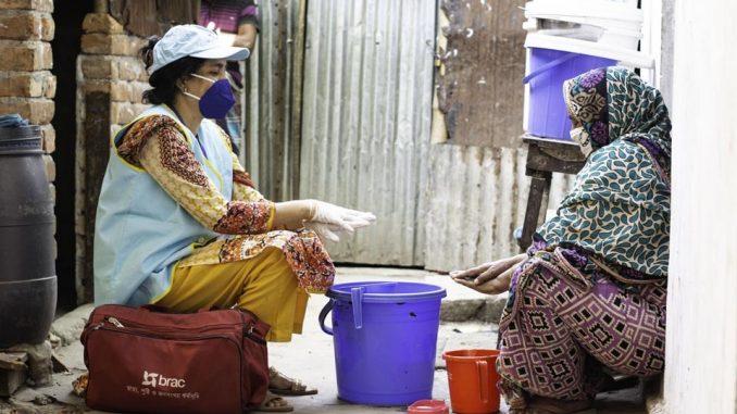 UK International Development Secretary gives strong commitment to help Bangladesh and Rohingya through the coronavirus crisis