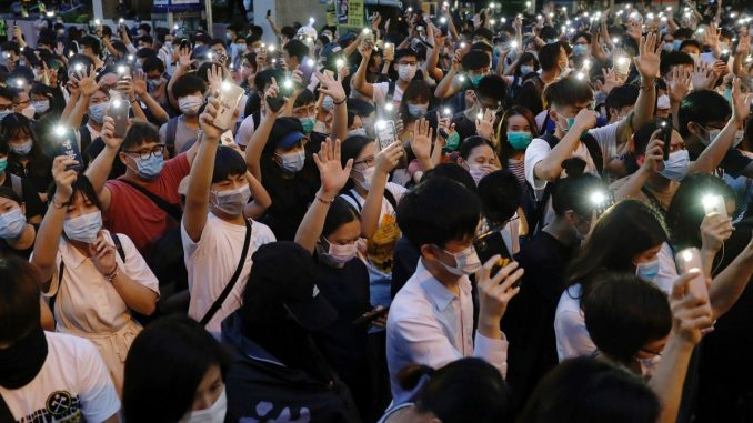 Hong Kong Crisis: Let Persecuted Residents Come to United States