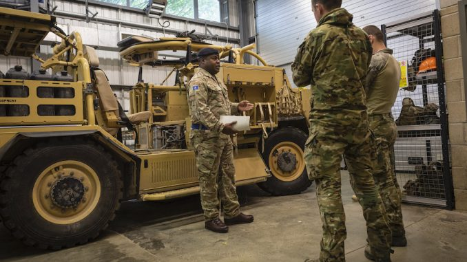 UK loans Estonia four Jackal vehicles to support counter-terror mission in Mali