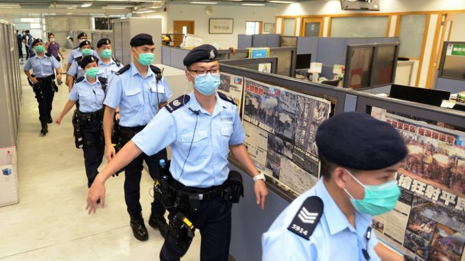 China/Hong Kong: Mass Arrests Under Security Law
