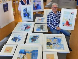 International artist shows at CAN in Napier