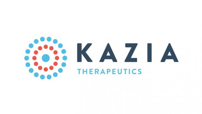 Kazia Therapeutics Limited Logo (PRNewsfoto/Kazia Therapeutics Limited)