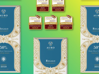 Filipino chocolate maker Auro bags 5 Golds in Int'l Choco Awards