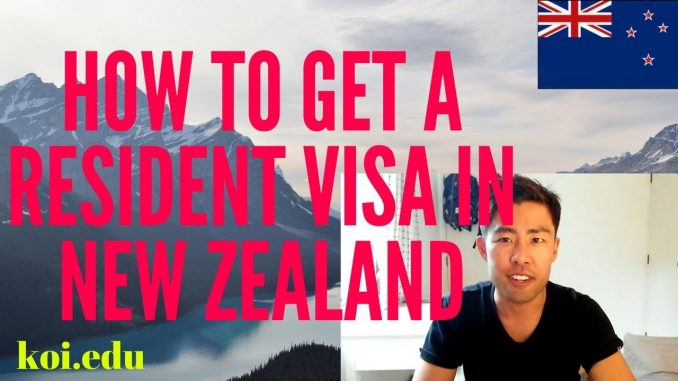 How to get a Resident Visa ( Skilled Migrant Category) in NZ !!!