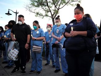 Covid-19 is taking a devastating toll on Filipino nurses