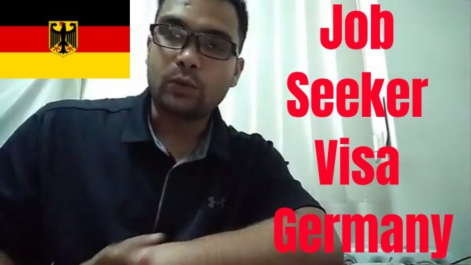 Germany Job Seeker Visa | Opportunity to Move Germany