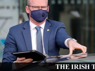 Any Brexit deal could not be ratified if UK breaches NI agreement – Coveney
