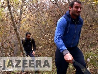 "Bulgaria's self-proclaimed ""migrant hunter"""