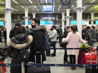 More Countries Impose U.K. Travel Restrictions Amid Concern Over Virus Mutation