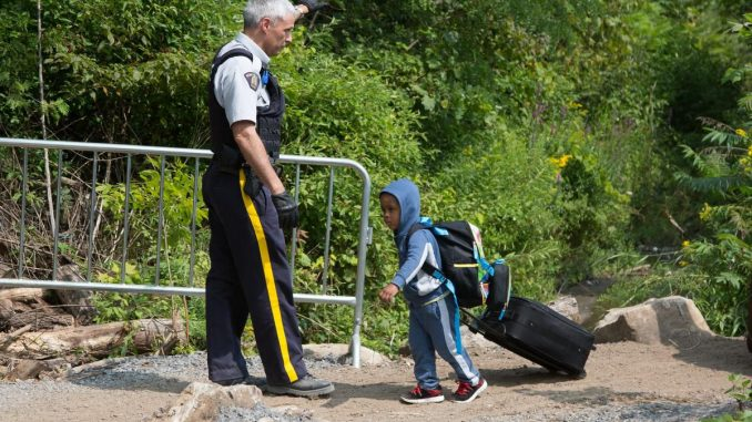 When Trump leaves the White House, will irregular migrants keep leaving U.S. for Canada?