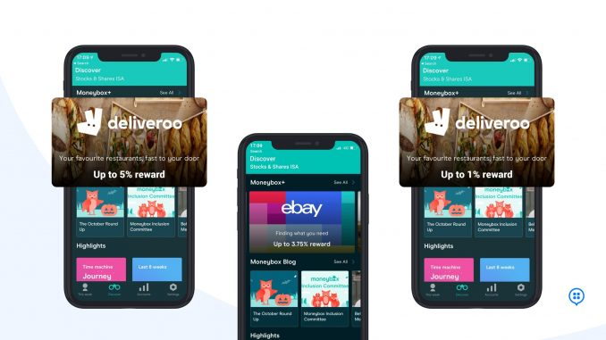 Deliveroo Partners With Button to Drive Incremental Sales