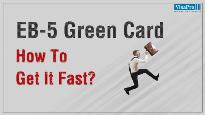 EB5 Investor Visa: Buy A Green Card