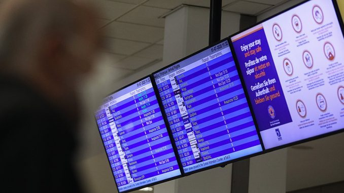 Greece Extends International Travel Restrictions | archive , greece , general news