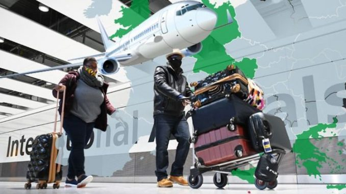 Holidays: Latest FCDO travel rules for Spain, France, Italy, Germany, Greece & Portugal | Travel News | Travel