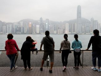 Hong Kong emigration to Britain could mean $36 billion capital outflow