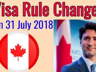 Major Changes In Canada Visa Rules - Canada Visa PR/Study/Work/Visit - Hindi/Urdu/Punjabi