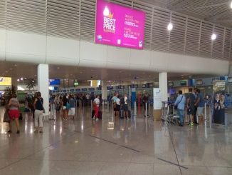 International flight passengers to Greece to be placed in seven day quaratine on arrival