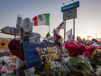El Paso Walmart shooting immigrant woman deported