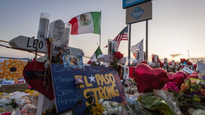El Paso Walmart shooting immigrant woman deported