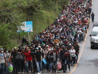 Migrant Caravan, Now in Guatemala, Tests Regional Resolve to Control Migration