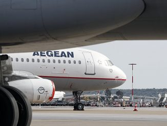 Greece Extends Restrictions on Domestic and International Flights   greece , politics