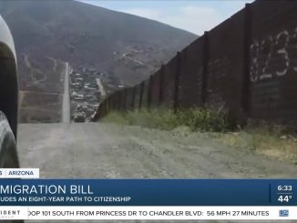 Immigration bill includes 8 year path to citizenship