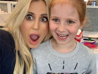 Just a few things?Roxy Jacenko (left) rarely spares an expense when it comes to her children. And on Tuesday, the PR queen revealed her nine-year-old daughter Pixie's (right) list of demands for her upcoming tenth birthday