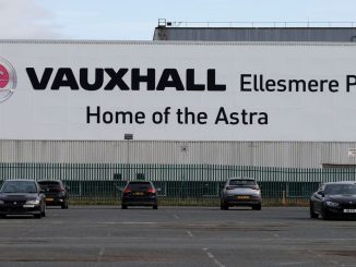 UK Vauxhall factory gets new lease of life with electric vehicles